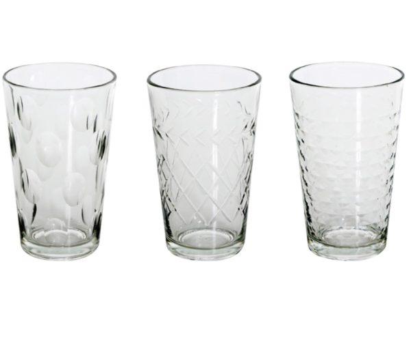 Overbeck and Friends 6er Set handgeschliffene Gläser Lou