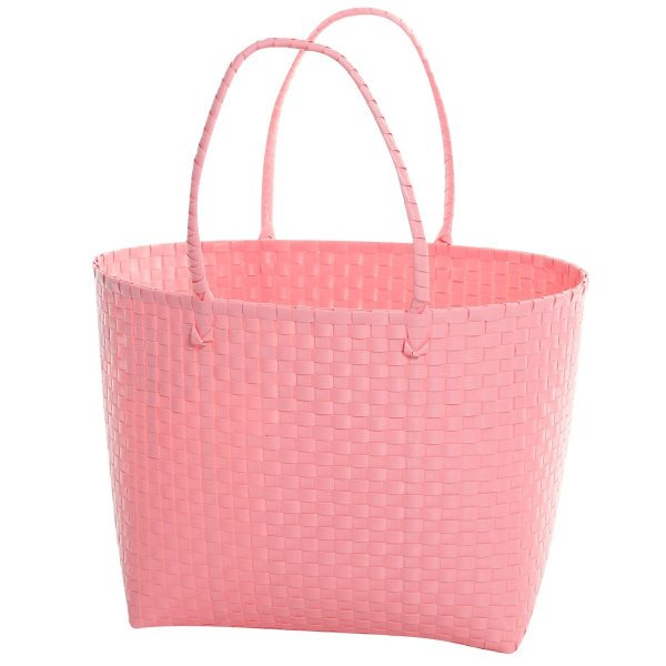 Overbeck and Friends Markttasche Pastell Pink groß