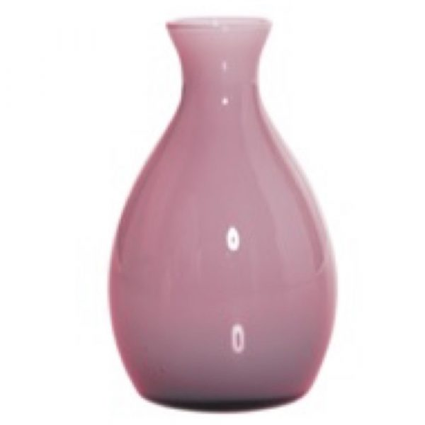 Overbeck and Friends Vase Lola opal violett