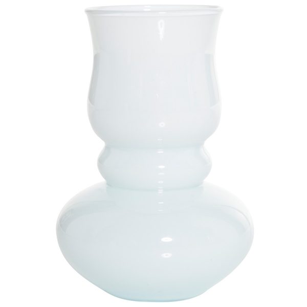 Overbeck and Friends Vase Veronika opal aqua