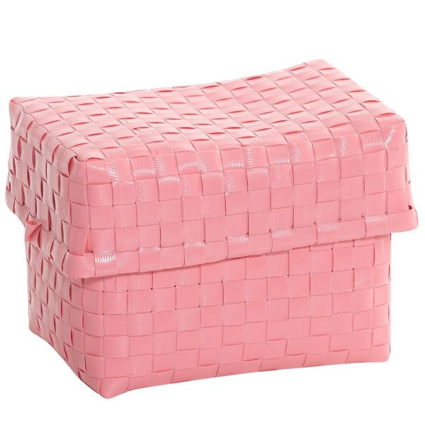 Overbeck and Friends Schachtel Pastell Pink - klein