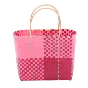 Overbeck and Friends Shopper Ines rot-rosa