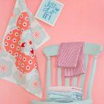 Küchenhandtücher Elli + Mimi klein