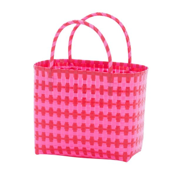 Overbeck and Friends - Shopper Jolie pink-rot
