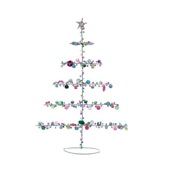 Overbeck and Friends Perlen Dekoration Baum Aurora