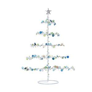 Overbeck and Friends Perlen Dekoration Baum Nordic