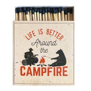 Overbeck and Friends Streichhölzer Campfire